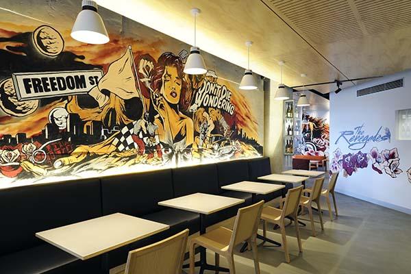 Renegades Cafe & Wine Bar