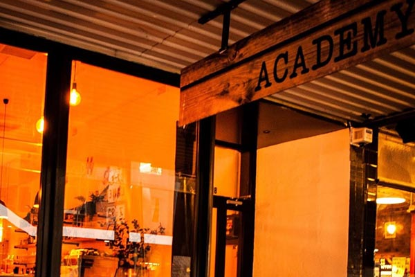 Academy Kitchen and Bar Melbourne