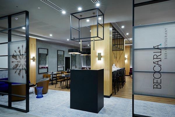 Beccaria Bar and Restaurant, Perth