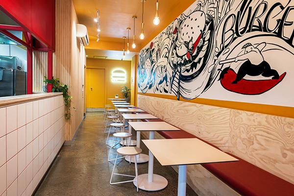 Kung Fu Burger Melbourne