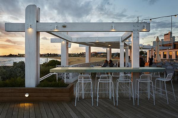 Sebastian Beach Bar Melbourne